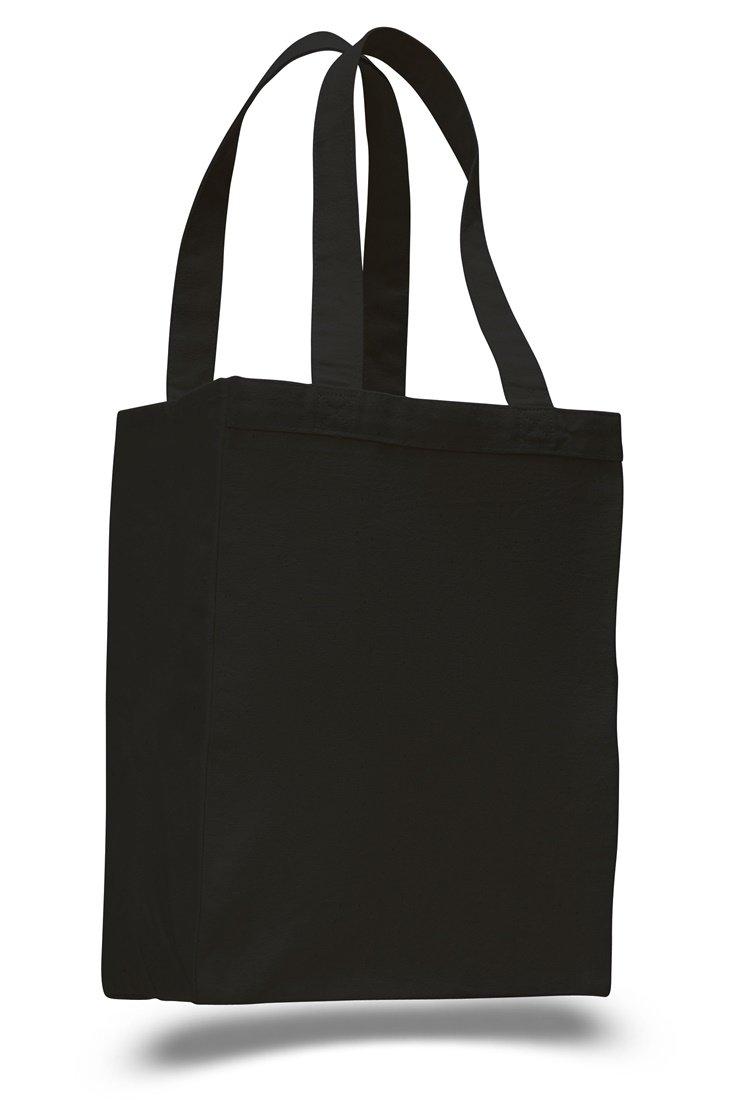 【新作からSALEアイテム等お得な商品満載】 (Natural) - (12 Pack) Tote Set Duty of 12- 12- Extra Heavy Duty Canvas Tote Bag with Gusset (Natural) B0135EV67S ブラック ブラック, オオヤマザキチョウ:ede7161b --- sabinosports.com