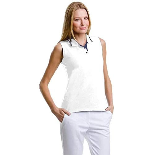 Gamergear®- Polo sin mangas Proactive para mujer