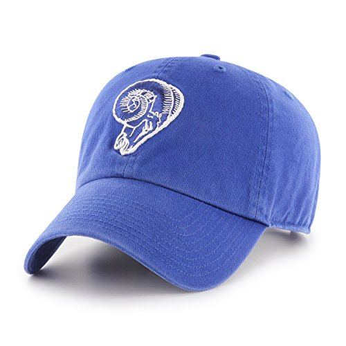 - NFL Los Angeles Rams Men's OTS Challenger Adjustable Hat, Legacy, One Size