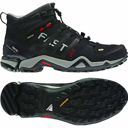 265ce26dcf7 adidas Men s Terrex Fast R Mid GTX Hiking Boot - Buy Online in KSA. Shoes  products in Saudi Arabia. See Prices