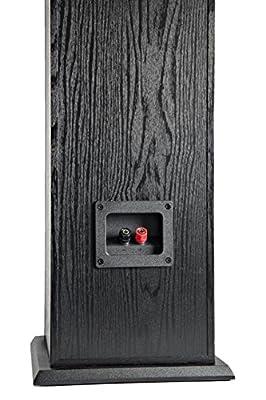 Polk Audio T50 Tower Speaker (Black)