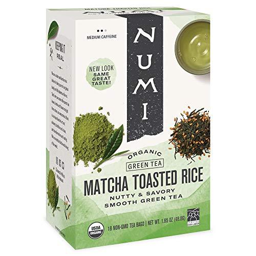 Numi Organic Tea Matcha