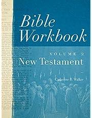Bible Workbook, New Testament