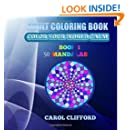 Adult Coloring Book Color Your World Calm Book 1 Mandalas: Color Your World Calm (Volume 1)