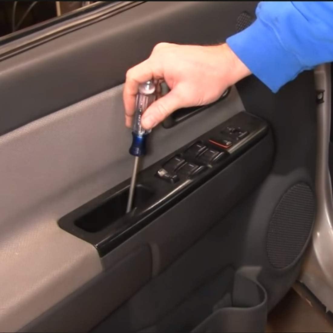 DuLing Auto-Ersatzschalter for Chevrolet Auto-elektronischer Schalter for Fensterheber-Panel-Master Console Control Switch-Taste 25779767