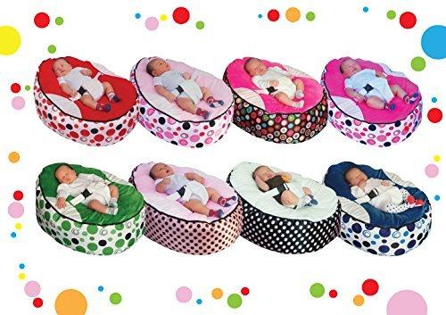 Baby-Sitzsack tragbar gef/üllt