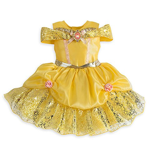 Original Costumes For Toddlers (Disney Belle Costume for Baby Size 18-24 MO Yellow)