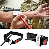 Tourniquet Tactical Army Application First Aid Stops Bleeding Tourniquets Saving Life Emergency Set of 2