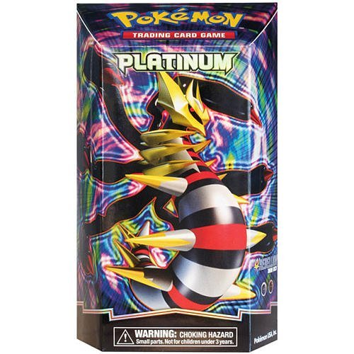 Deck Theme Platinum - Pokemon Cards - Platinum REBELLION - Theme Deck