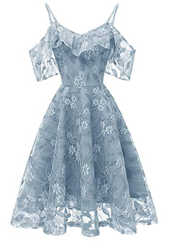 Buy ruffle lace dresses for women