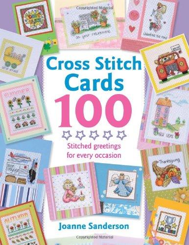 Cross Stitch Cards 100 ebook