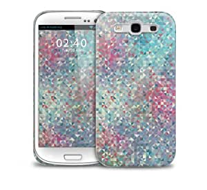 Mini Triangles Samsung Galaxy S3 GS3 protective phone case