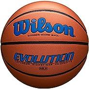 Wilson Evolution Game Basketball, Royal, Intermediate Size - 28.5&