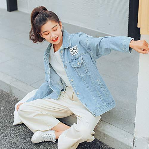 S colore Cappotto Dimensioni Lunghe In Morbido Uomo Allentato Da Azzurro A Cappuccio Donna Azzurro Maniche Nz 6WUpxAaqwx