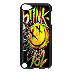 FOR Ipod Touch 5 -(DXJ PHONE CASE)-Blink 182 Music Band-PATTERN 17