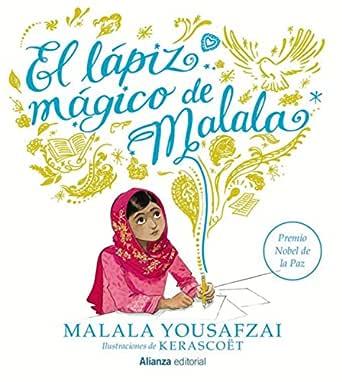 El lápiz mágico de Malala (Libros Singulares (LS)) eBook ...