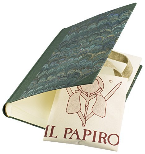 Il Papiro Firenze - photo album with hand-decorated paper by Il Papiro - Firenze