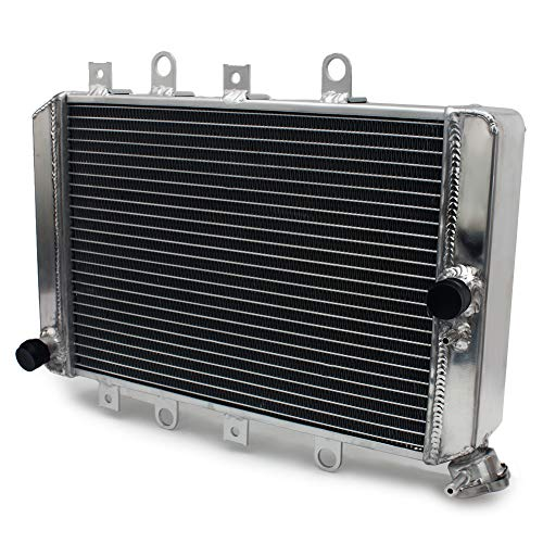 TARAZON Super Radiator Engine Cooling for YAMAHA Grizzly 700 YFM700 EPS/4WD/FI/HUNTER 2009 2010 2011 2012