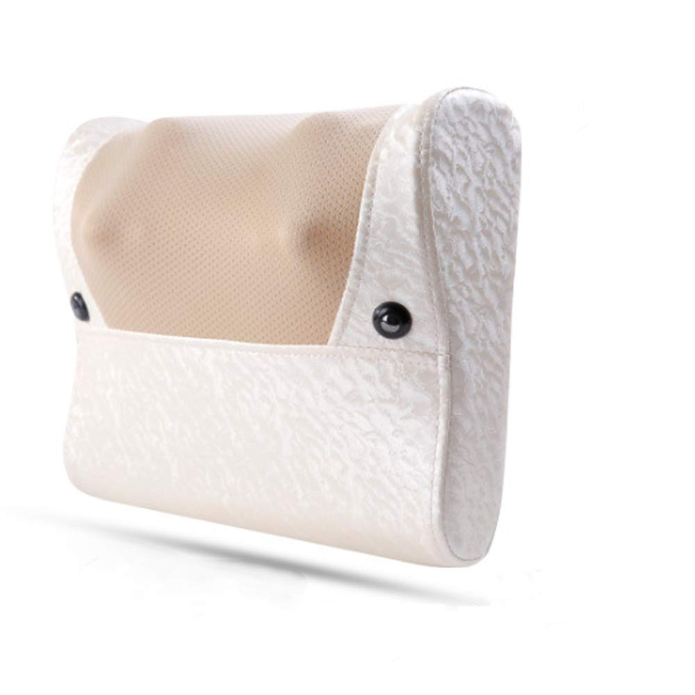 Amazon.com: TXqueen Shiatsu almohada masajeadora profunda ...