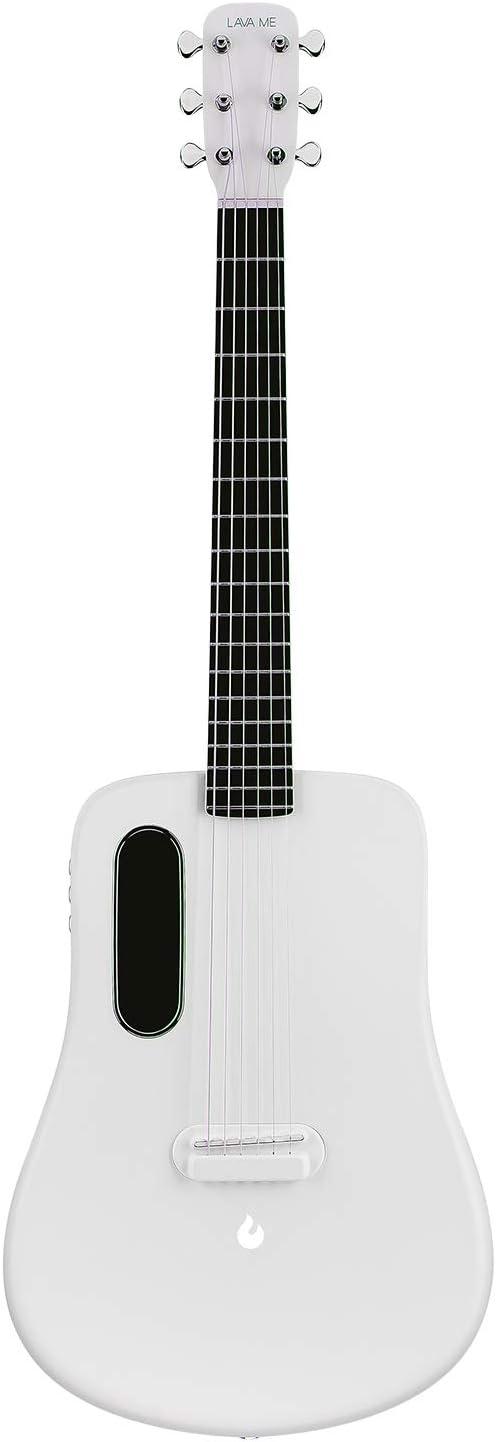 Guitarra eléctrica acústica Dreadnought, para principiantes, de la ...