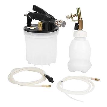 Suuonee Purgador de presión neumático, Polipropileno Freno neumático Purgado Presión de aire Purgador de presión