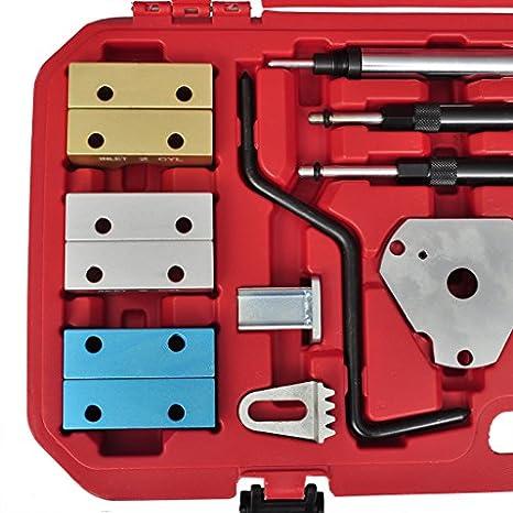 spttools Fiat Alfa Romeo Motor Kit de herramientas de sincronización de bloqueo Herramienta de alineación para el árbol de levas: Amazon.es: Coche y moto