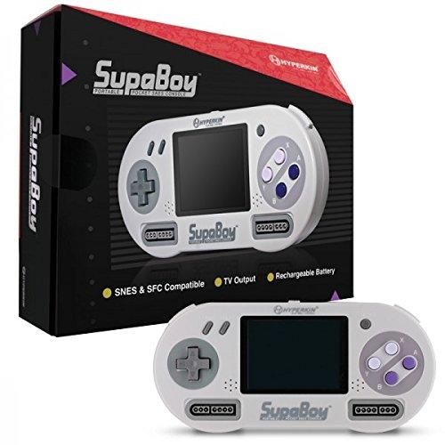 Hyperkin SUPABOY Portable Pocket SNES Console