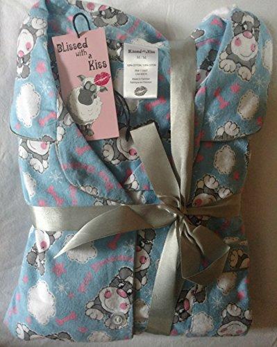 Women's Flannel Pajama Set :Day (Park Ultra Lounge Halloween)