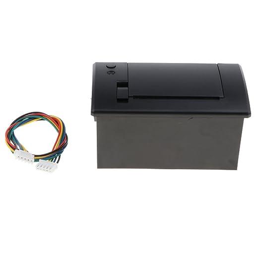 Impresora Térmica Mini 58mm 701 Con Impresión En Papel Térmico ...