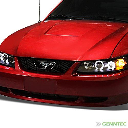 99 mustang halo headlights - 2