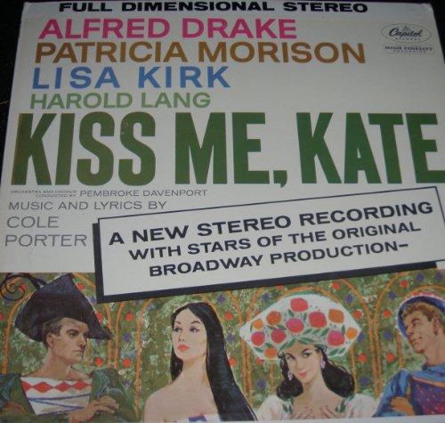 Kiss Me, Kate: Broadway Cast Recording [Vinyl LP]