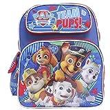 Nickelodean Paw Patrol 12' Small School Backpack-Team Pups!