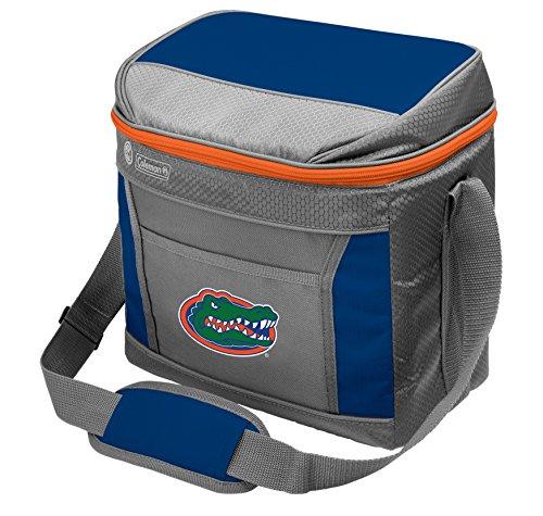 NCAA Florida Gators NCAA 9 Can Soft Side Cooler, Gray
