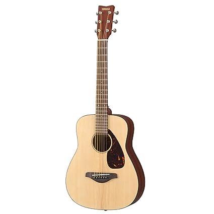 Amazon.com: Yamaha jr2 3/4 Guitarra Acústica – Natural ...