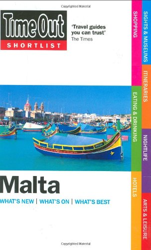 Time Out Shortlist Malta