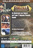 Godzilla, Mothra, King Ghidorah - Giant Monster All Out Attack [Import allemand]