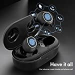 Wireless Earbuds, Mpow M30 in-Ear Bluetooth Headphones, Immersive Bass Sound, IPX8 Waterproof Sport Earphones, Touch…