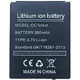 Reloj inteligente batería RYX-NX9 batería de litio recargable con ...