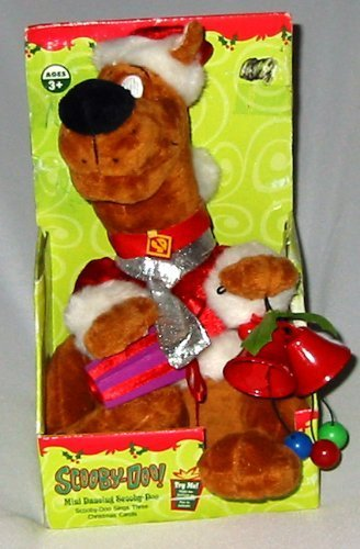 Mini Dancing Scooby Doo 9  by Plush by  Gemmy 41ee65
