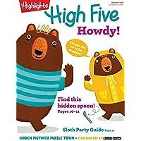 magazine:Highlights High Five