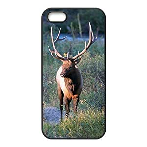 Deer Picture Hight Quality Plastic Case For Sam Sung Galaxy S5 Mini Cover