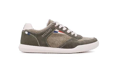 Navigare Sneakers Uomo Salvia Scamosciato  Amazon.it  Scarpe e borse faeb81cd5ba
