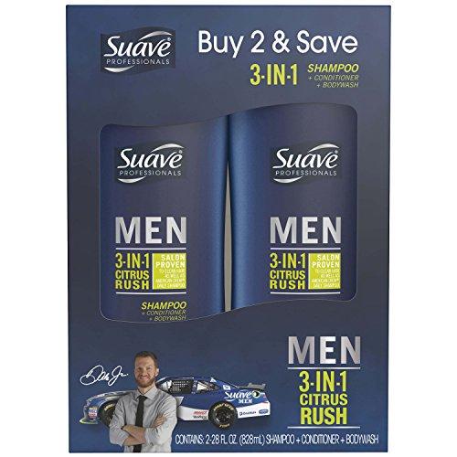 Suave Men 3 In