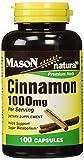Cinnamon 1000 Milligrams 100 Capsules Review
