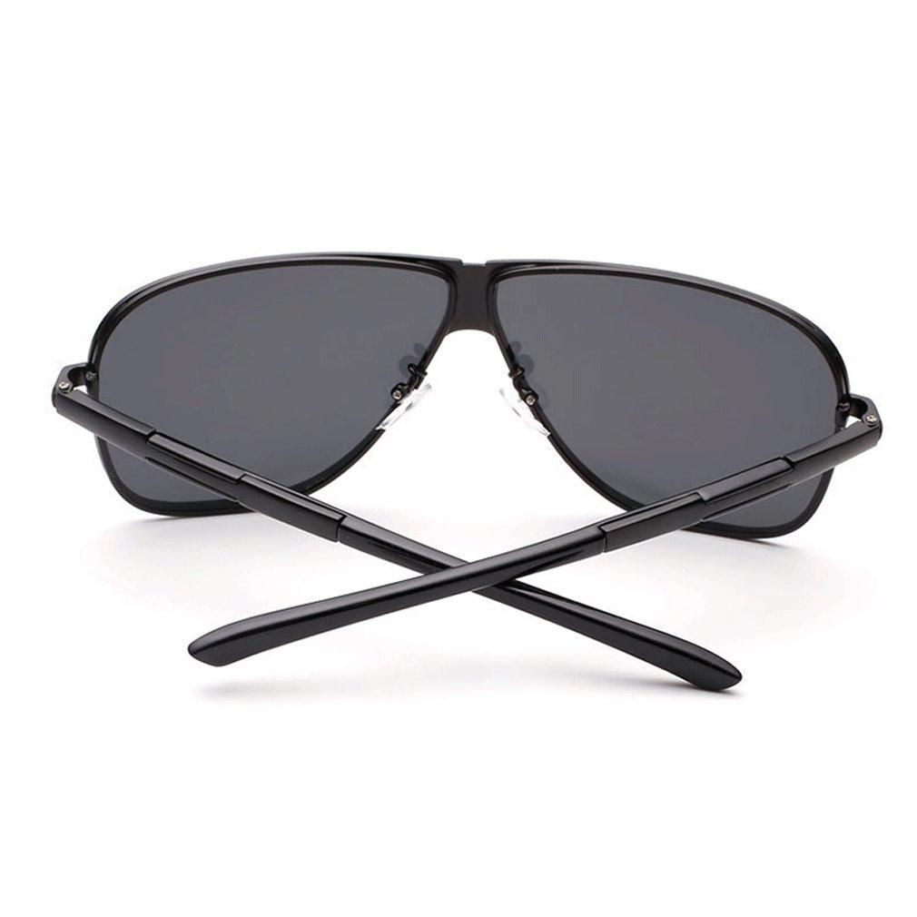 60395306715 Amazon.com  LOMOL Mens Cool Retro Aviator Style Lightweight Aluminum  Magnesium Metal Frame Polarized Driving Sunglasses(C1)  Clothing