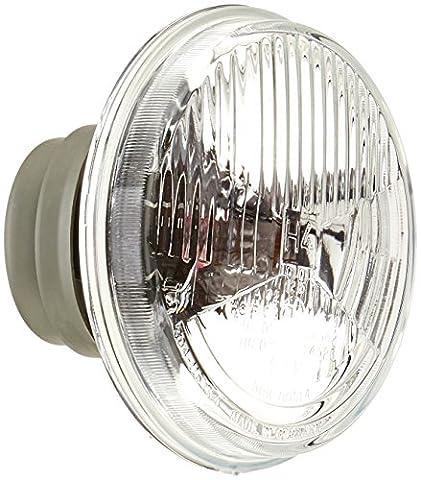HELLA 002850001 135mm 60/55 Watt H4 Type Single High/Low Beam Headlamp - Hella Xenon Headlights
