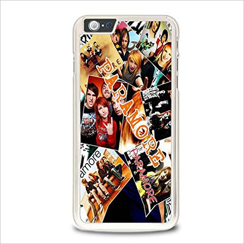 Coque,Paramore Cover Band Case Cover For Coque iphone 6 / Coque iphone 6s