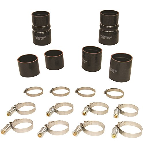 BD Diesel Performance 1047030 Intercooler Hose Clamp Kit