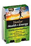 Yunker Health Energy Herbal Supplement, 2 Fluid Ounce Review