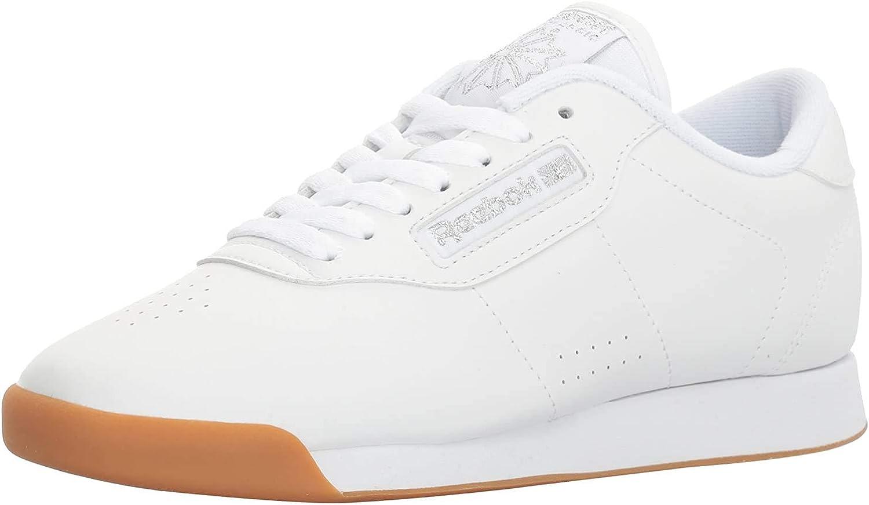 White Reebok Womens Princess Sneaker | Athletic | Rack Room